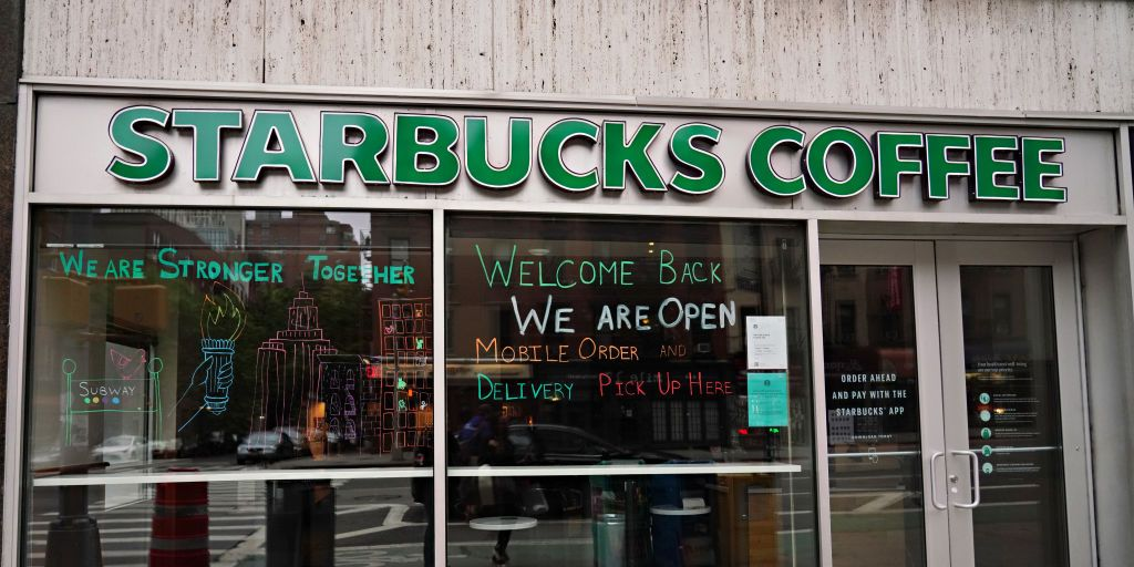 Starbucks Is Reportedly Encouraging Workers To Take Unpaid Leave Until September Because Of Low Coronavirus Sales