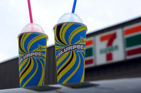 How Runners Can Celebrate National Slurpee Day