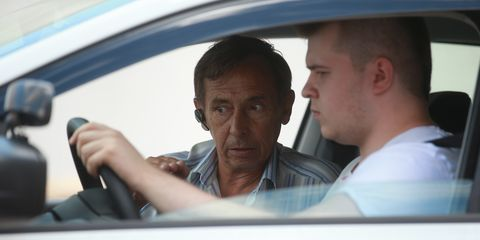 Driving schools in Moscow, Russia