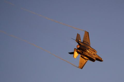 ISRAEL-MILITARY-AIR FORCE