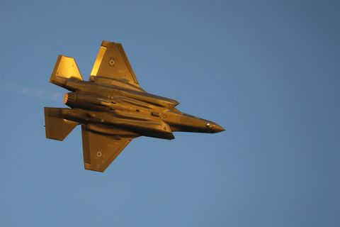 jack guez f35 fighter