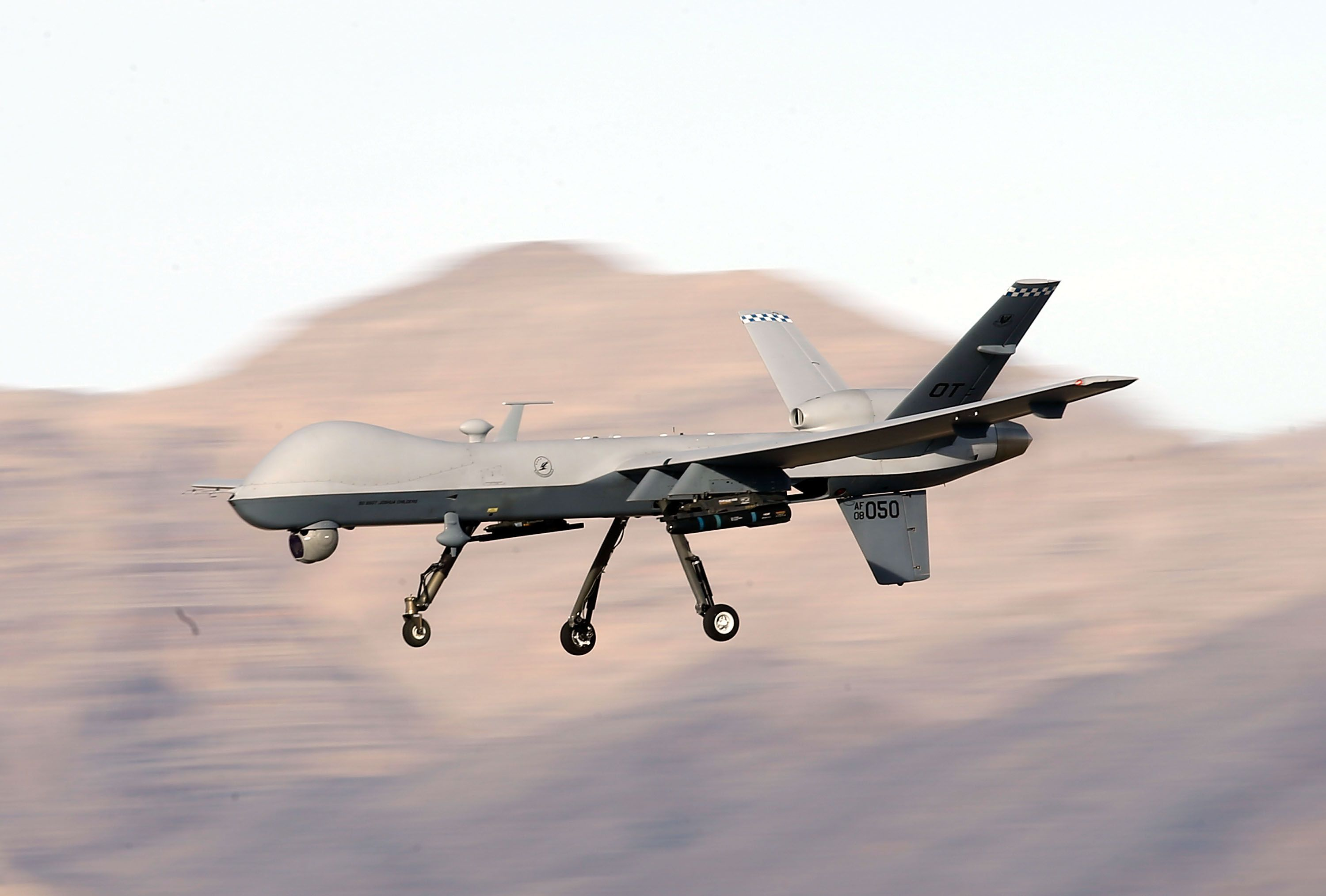 U.S Air Force • MQ 9 Reaper • Remotely Piloted Aircraft