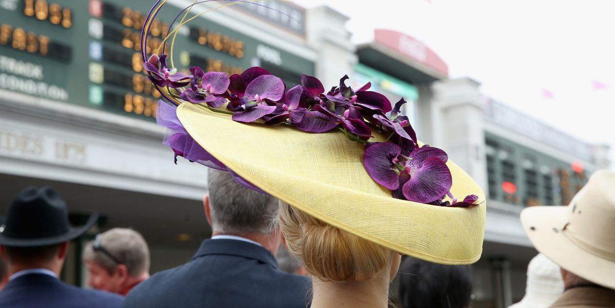 12 Best Kentucky Derby Hats for Women - Stylish Kentucky Derby Hats