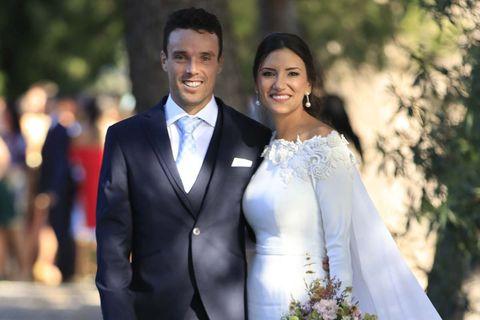 Roberto Bautista Y Ana Badí Se Han Casado