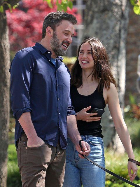 Ana de Armas y Ben Affleck avanzan en su relación