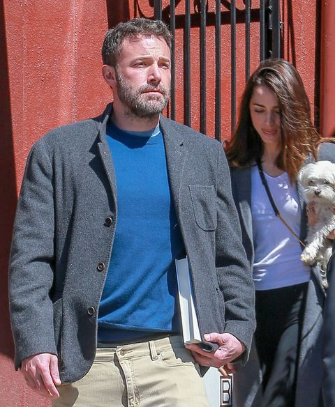 Ana de Armas y Ben Affleck en Los Angeles