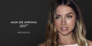 Bond 25 Ana de Armas