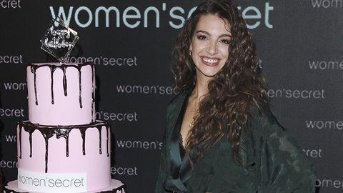 Ana Guerra aniversario de Woman's Secret