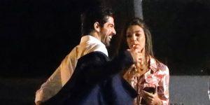 Ana Guerra y Miguel Ángel Muñoz, juntos y muy cómplices