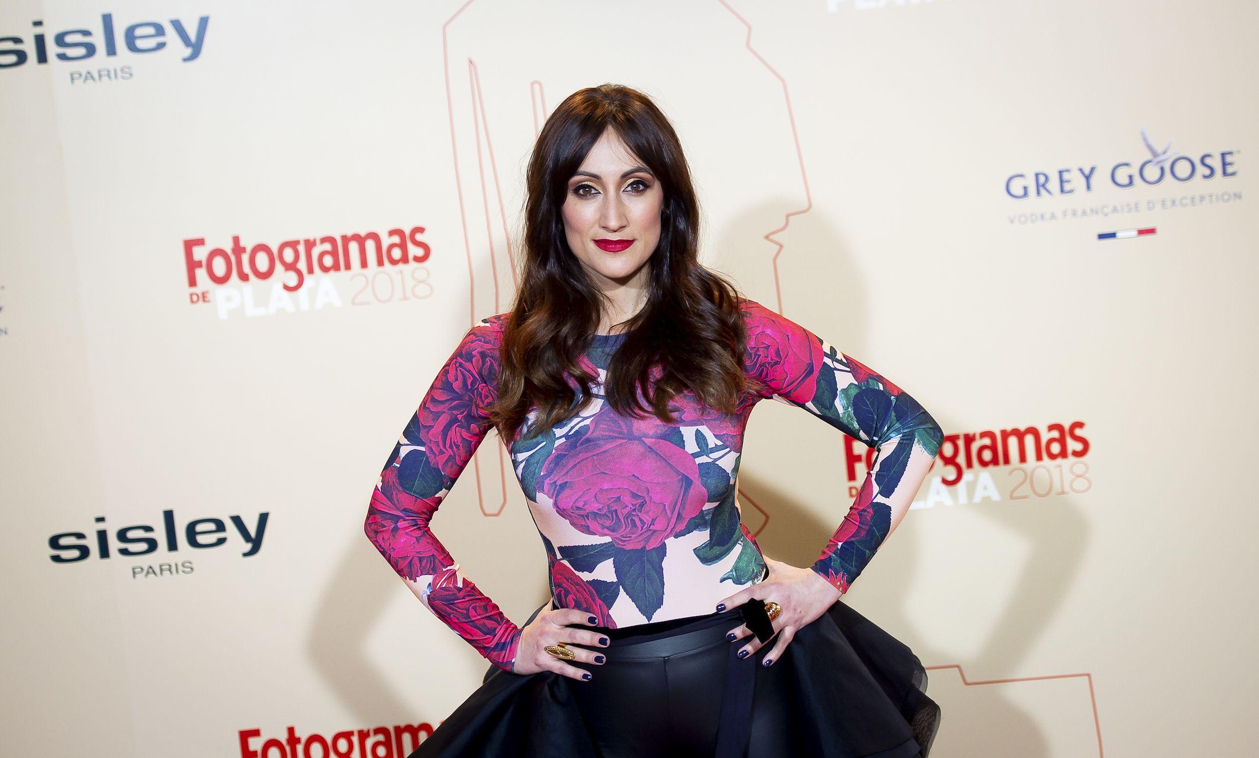 Ana Morgade Fotogramas de Plata 2018 - Mejores momentos presentadora