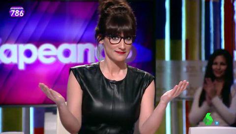 Ana morgade explica los motivos para dejar 'Zapeando'