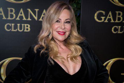 Ana Obregón cumpleaños deJulio Iglesias Jr