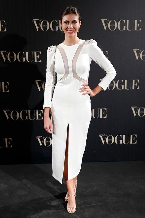 Las mejor y peor vestidas de la entrega de premios Vogue Joyas celebrada en Madrid y a la que han asistido Nieves Álvarez, Rosanna Zanetti e Hiba Abouk entre otras famosas.