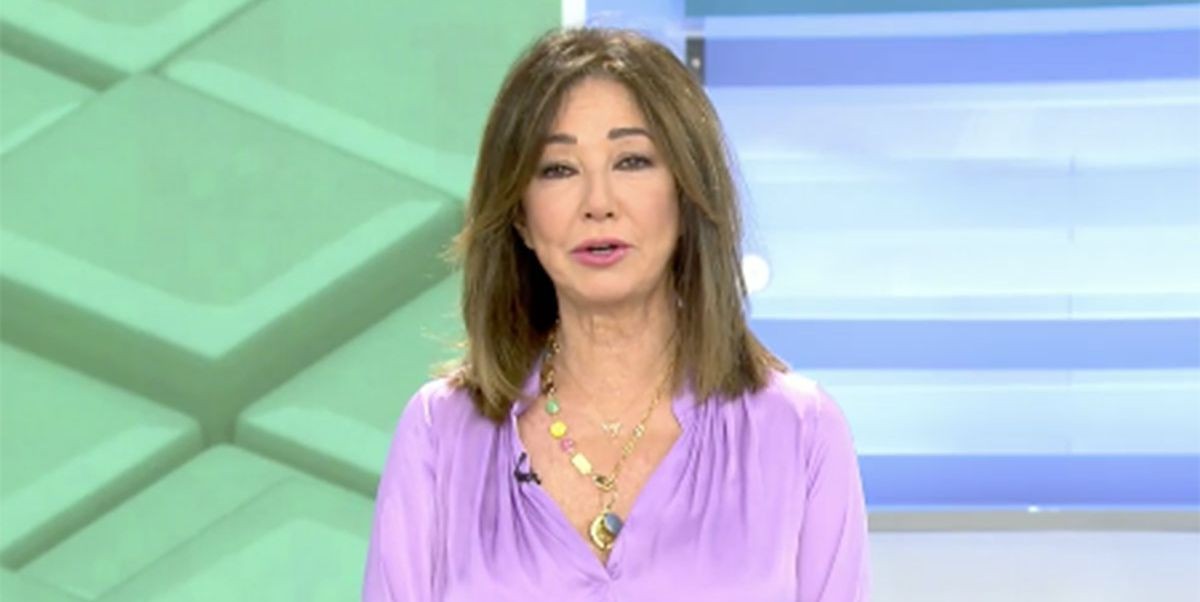 Ana Rosa tiene la blusa tendencia de la temporada
