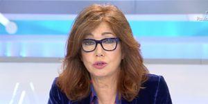 Ana Rosa Quintana revela que tuvo cáncer de pecho
