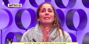 Anabel Pantoja pide el apoyo de su familia