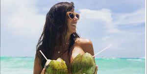 Anabel Pantoja, Anabel Pantoja vacaciones, Anabel Pantoja Riviera Maya