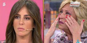 Anabel Pantoja y lydia Lozano pelea en sálvame