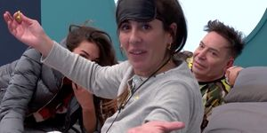 Anabel Pantoja le lanza un mensaje envenenado a Kiko Hernández en 'El tiempo del descuento'