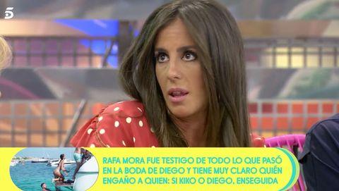 Kiko Hernández habla sobre la serie de Isabel Pantoja