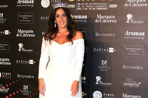 Anabel Pantoja,Anabel Pantoja SIMOF, SIMOF,Anabel Pantoja vestida de novia,Anabel Pantoja Alonso Cozar, Alonso Cozar