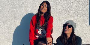 Chabelita y Anabel Pantoja