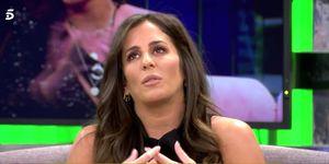 Anabel Pantoja reprocha a sus primos que no la recibieran tras salir de 'El tiempo del descuento'