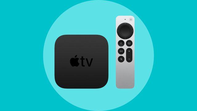 un reproductor multimedia apple tv 4k