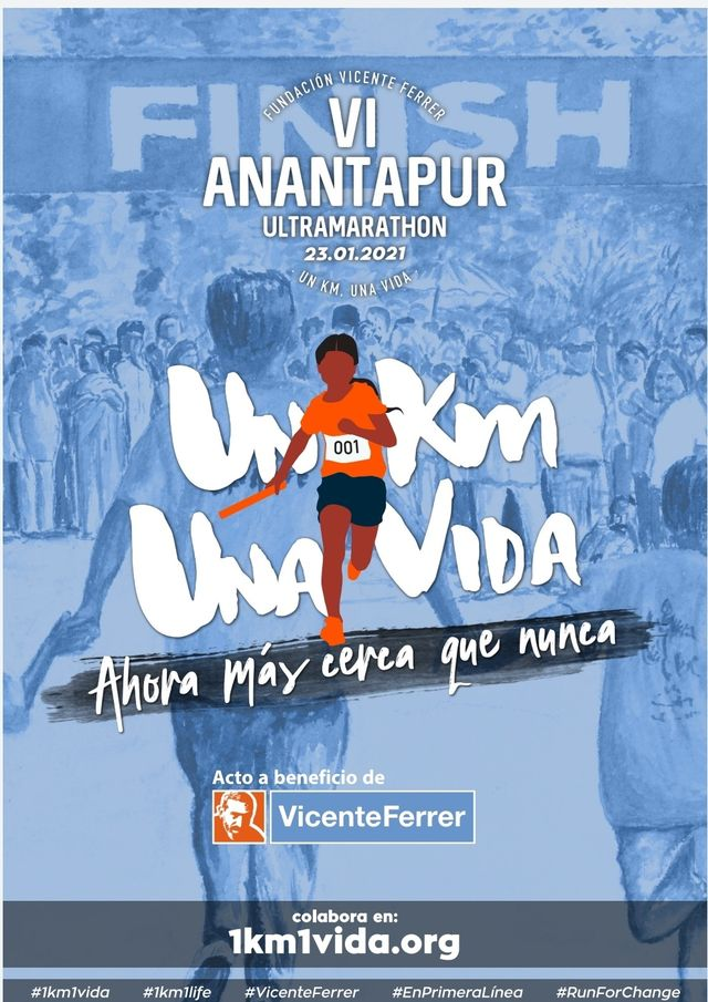 cartel del vi anantapur ultramarathon de 2021
