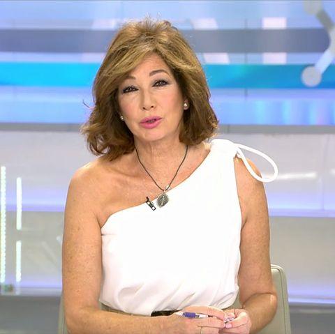 Ana Rosa Quintana corte pelo nueva temporada El programa de Ana Rosa