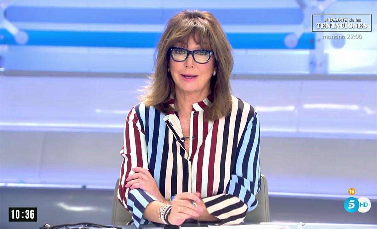 Ana Rosa Desvela El Motivo De Sus Lágrimas De Este Fin De Semana