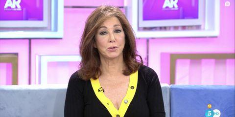 Ana Rosa Quintana entiende por qué Isabel Pantoja quiere abandonar 'Supervivientes'