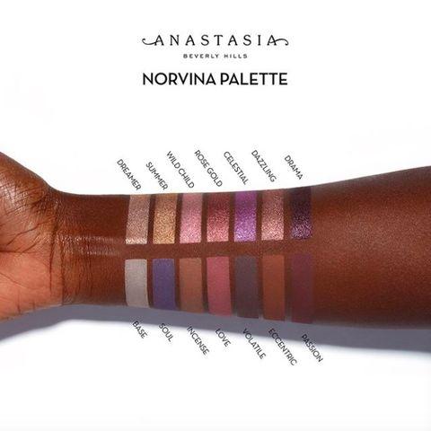 Anastasia Beverly Hills Norvina Eyeshadow Palette Uk