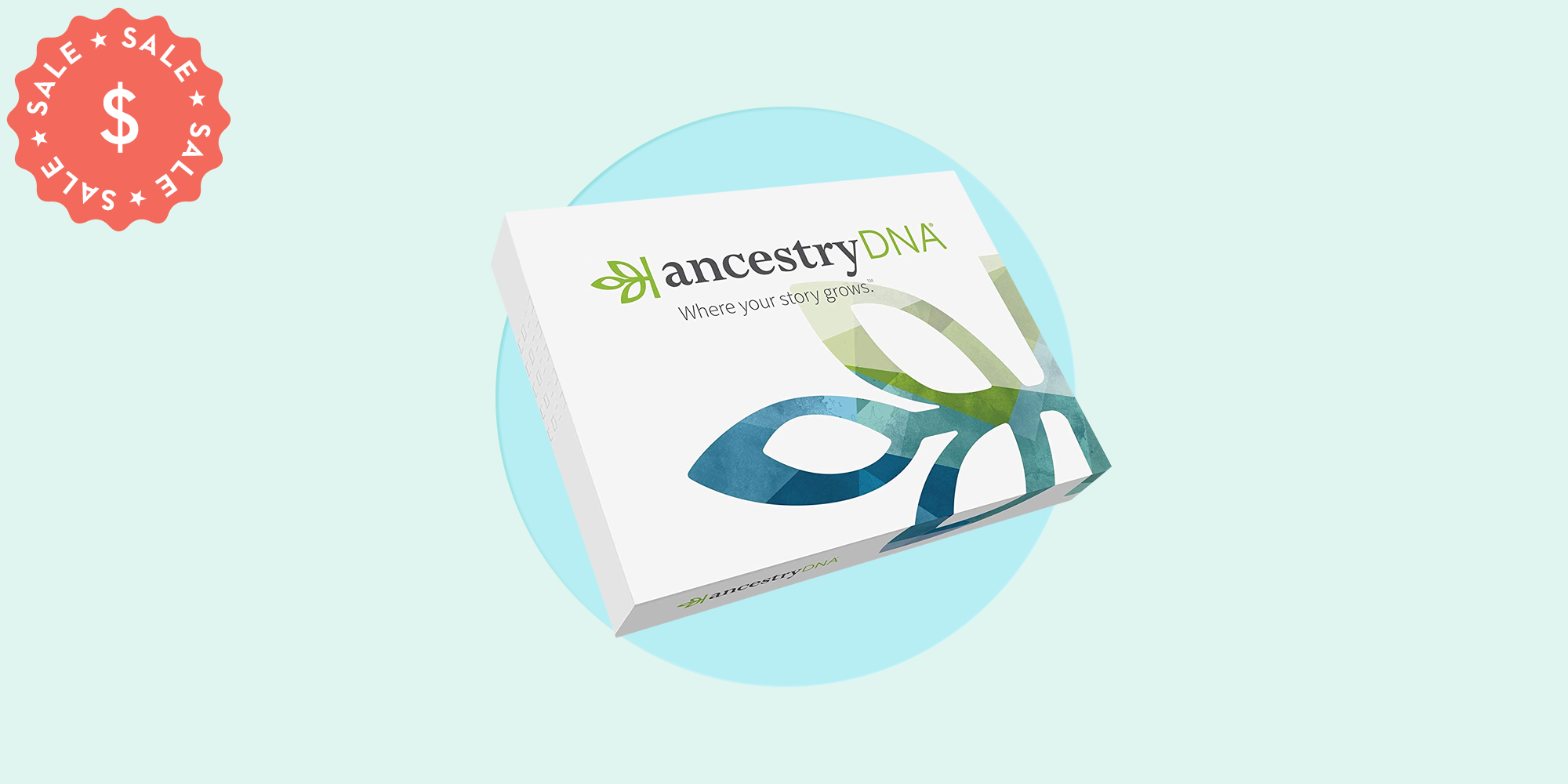 AncestryDNA Kit Is 51% Off for Amazon Prime Day