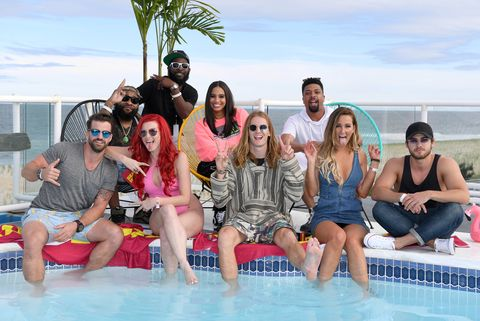 mtv and mountain dew spiked lemonade present the 2017 mtv beach house   day 1