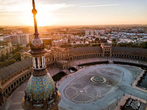 Andalucía es mucho más que costa - Mapa de 40 experiencias para hacer turismo en el sur