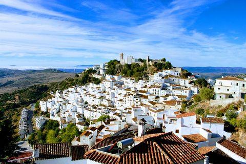 Andalusië, overwinteren, malaga, marbella, estepona
