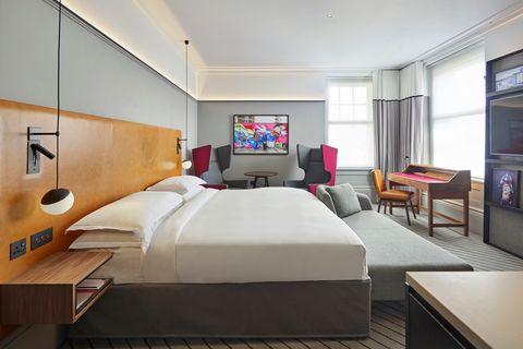 Best London boutique hotels - Andaz Hotel