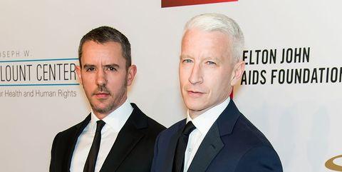Anderson Cooper Benjamin Maisani