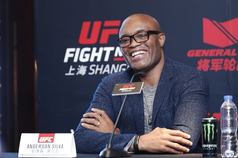 UFC Fight Night® Shanghai Press Conference