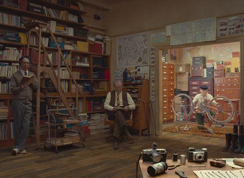 Collection, Wall, Building, Retail, Interior design, Art,