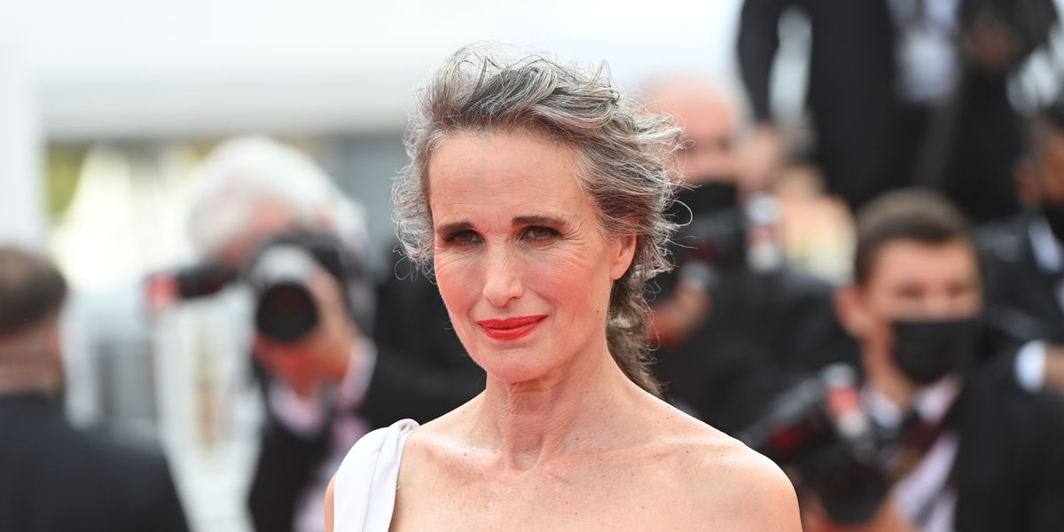 Andie MacDowell Reflects on How Childhood Trauma Impacts Her Anxiety Today