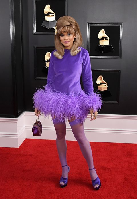 61st Annual GRAMMY Awards - Andra Day