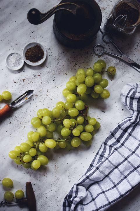 Food, Cuisine, Fruit, Dish, Ingredient, Plant, Vegetarian food, Produce, Vegetable, Grape,