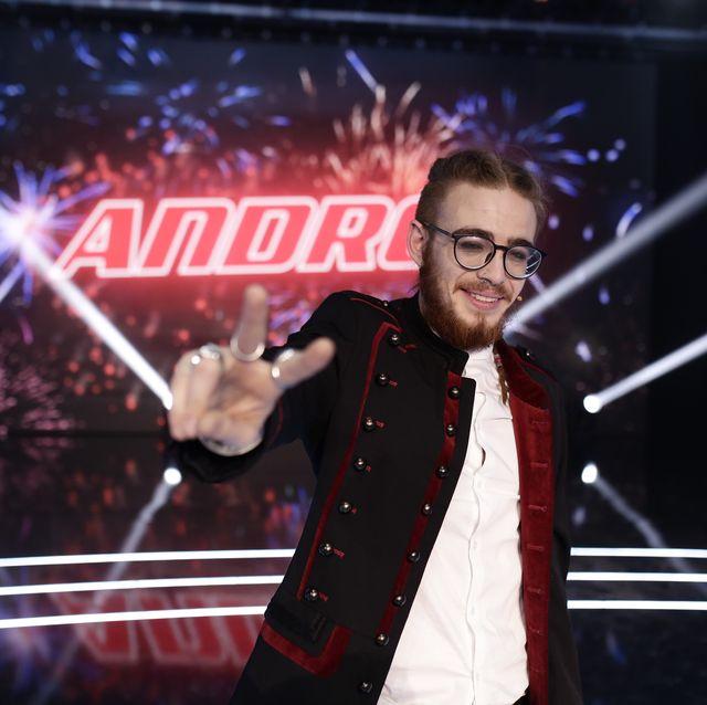 Andrés Martín gana La Voz