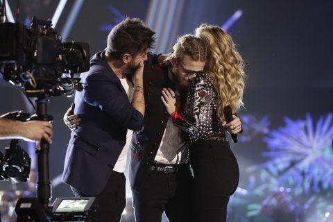 Los mejores momentos de la final de La Voz