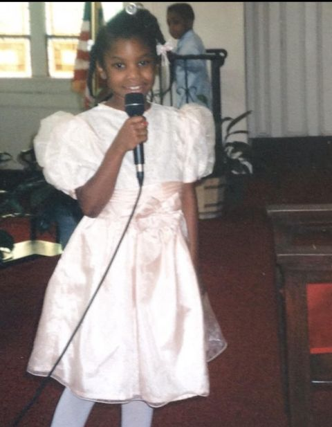 andrea, age seven, speaking at tabernacle baptist church in selma, alabama in 1997 her fellow congregants knew her as the well spoken pastor's kid who spoke like a seasoned theologian they didn't know about her disability because she hid it as best she could