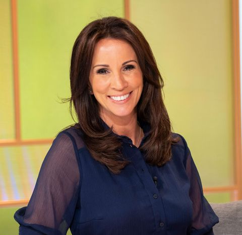 we're loving andrea mclean's yellow £20 utility shirt from topshop