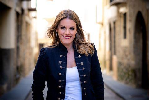 Andrea Ropero, de 'La Sexta Noche', presenta un programa en Aragón TV