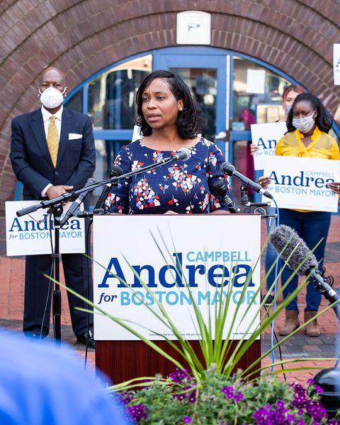 andrea campbell mayor boston